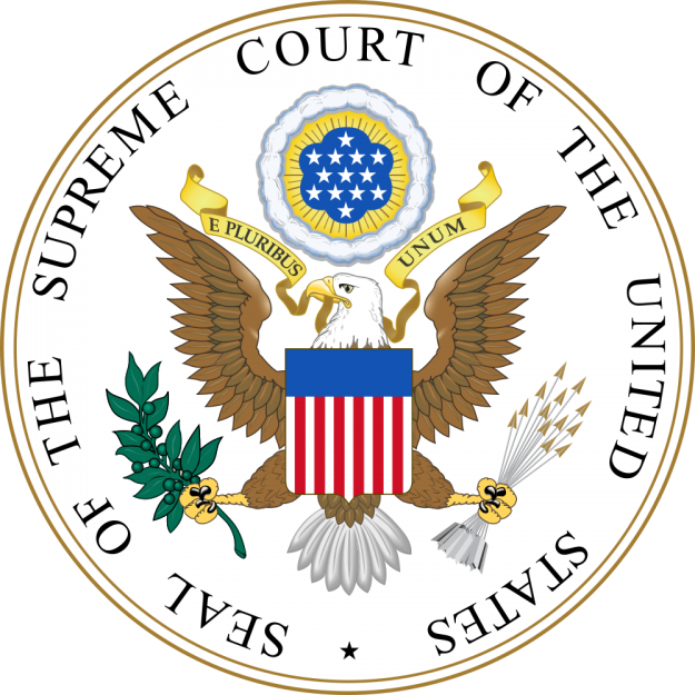 Seal of the Supreme Court of the US